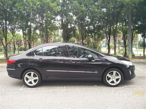 used peugeot 408 peugeot 408 2014 2 0 in selangor automatic sedan black for