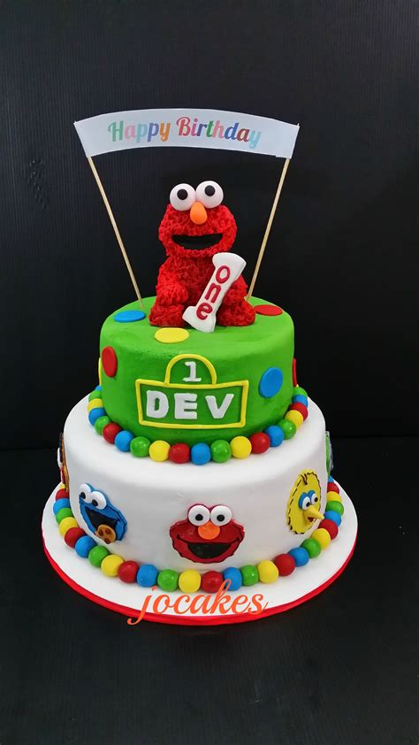 Elmo  Ee  Cake Ee   Jocakes Page