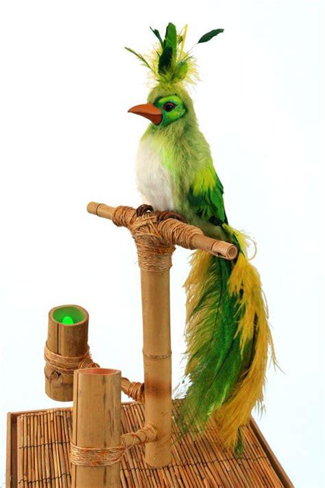 tiki room birds disneyland enchanted tiki room animatronic tiki bird