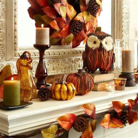 pinterest fall decorations for the home fall mantel ideas fall decor pinterest