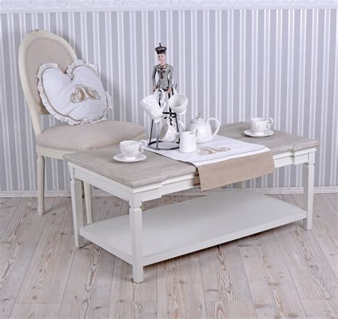 Table Basse Shabby by Table Basse Shabby Chic Table De Salon Blanc Table Table