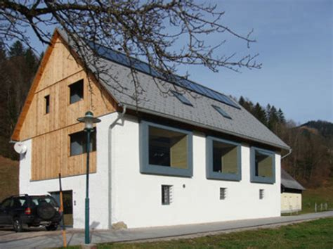 scheune zu wohnraum umbauen umbau einer scheune in palfau nachhaltig bauen wohnen