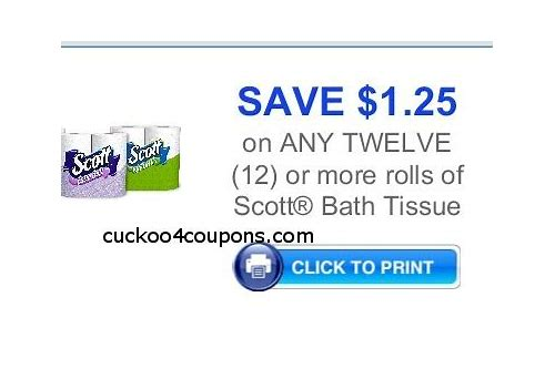 printable scott toilet paper coupons 2018