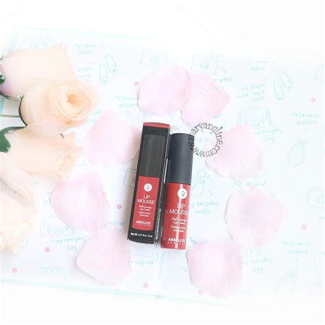 absolute new york lip mousse review absolute new york lip mousse til cantik