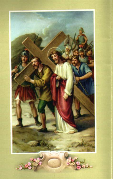 imagenes de jesus del via crucis educaci 211 n religiosa v 205 a crucis para ni 209 os