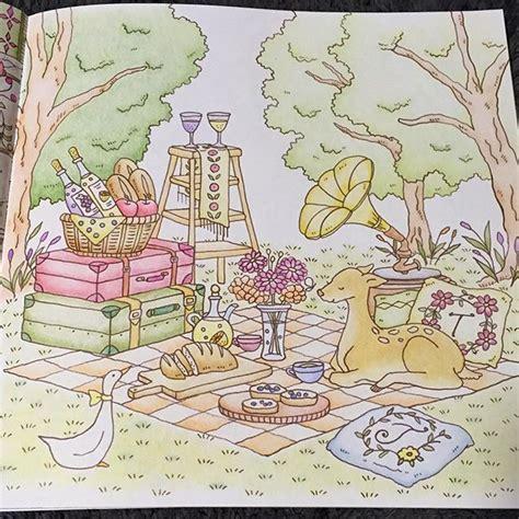 libro romantic country a fantasy 67 migliori immagini romantic country coloring book su libri da colorare disegni da