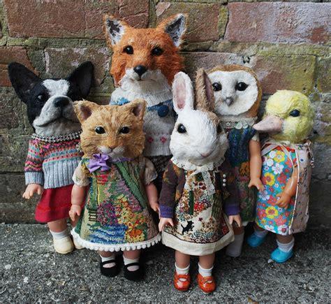 dolls animals montgomerie