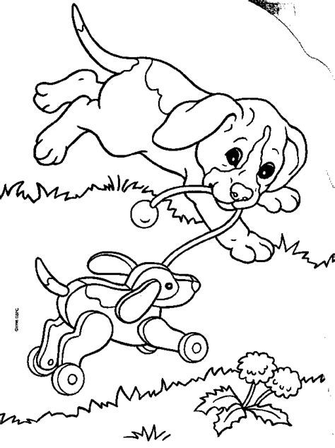 coloring pages of two dogs coloring pages of dogs 2 coloring town