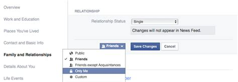 fb relationship status 3 things you didn t know you could do on facebook