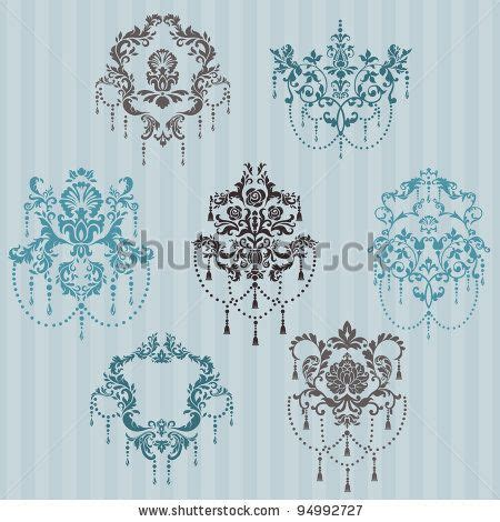 damask tattoo 25 best ideas about damask on baroque