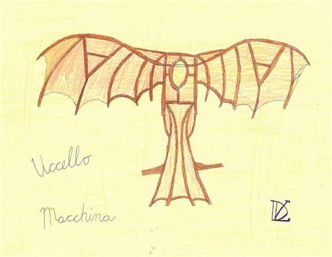 leonardo da vinci biography flying machine leonardo da vinci flying machine color by pandagirl1995