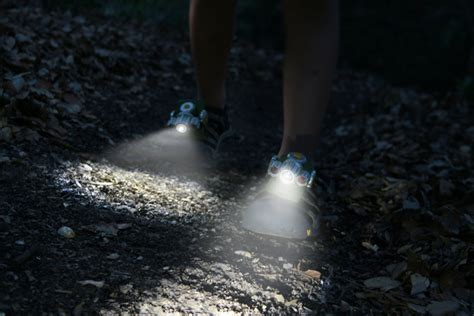 shoes that have lights shoe flashlight stuff you should have