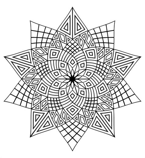 star designs coloring pages 21 mandala coloring pages free word pdf jpeg png