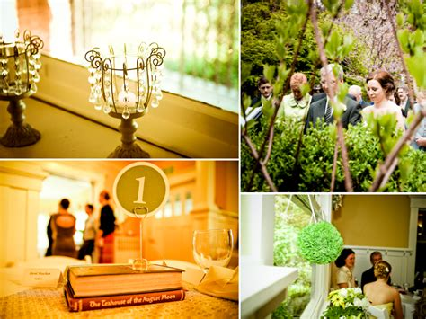 shabby chic wedding in new jersey garden wedding venue