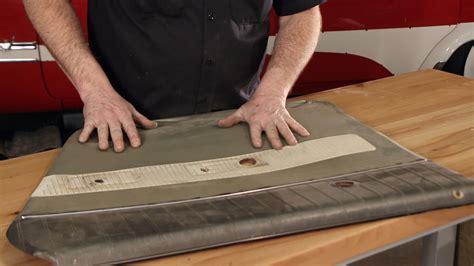 create custom car door panels classic car