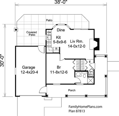 small house floor plans with garage tiny house design tiny house floor plans tiny home plans