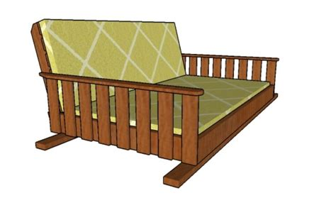 swinging bed plans swing bed plans free diy plans howtospecialist how