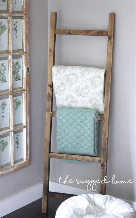 ladder home decor best 25 rustic ladder ideas on ladders