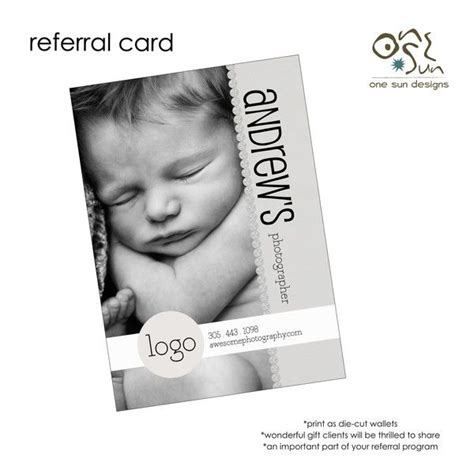 Referral Card Template Photography by 2149 Best Images About Photography On Sibling