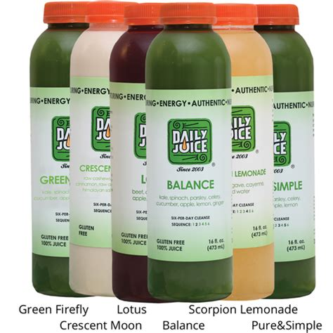 10 Day Detox Juice Cleanse by 10 Day Cleanse Advanced Daily Juice Cafe