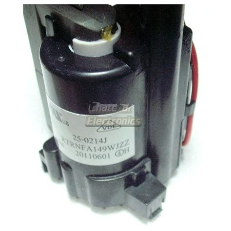 Flyback Tv Sharp Qbeat bsc25 0214j rtrnfa149wjzz flyback transformer for sharp