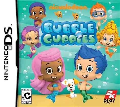 6138   Nickelodeon Bubble Guppies   Nintendo DS(NDS) ROM