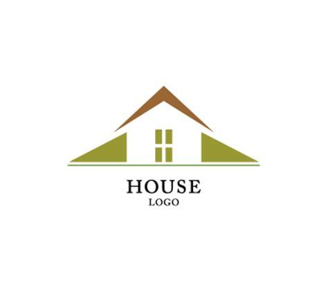 House Logo House Building Construction Vector Logo Inspiration