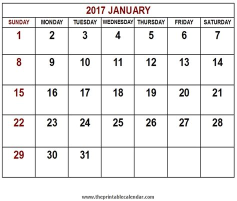 2018 Calendar Publisher Template