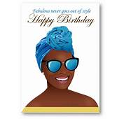 Available Now  This Afrocentric Birthday Card For Women