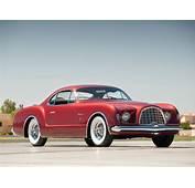 Chrysler DElegance Concept Car 1953  Old Cars