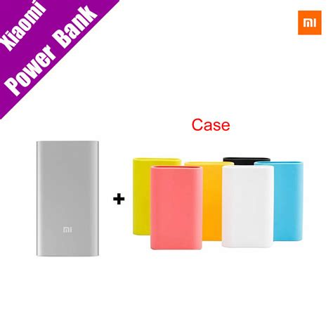 Power Bank Fonel 5000mah original xiaomi power bank 5000mah mi portable charger