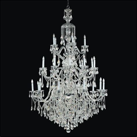 Chandeliers For Foyers Theresa Chandelier Grand Foyer Chandelier Dynasty 557