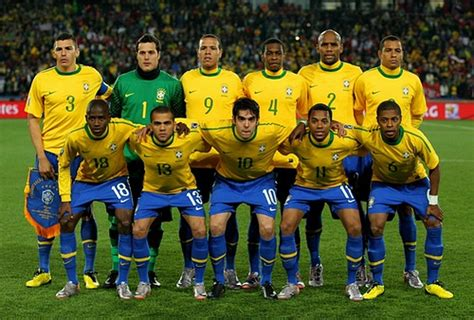 Brazil National Football Team Football Pictures Archives Football Wallpapers