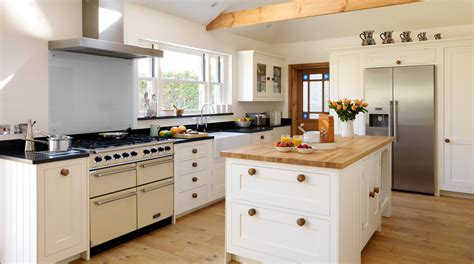Kitchen Designs With White Cabinets And Granite Countertops by Country Style Shaker Kitchen From Harvey Jones
