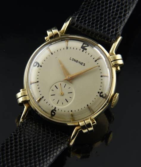 longines 14k gold 1954 watchestobuy