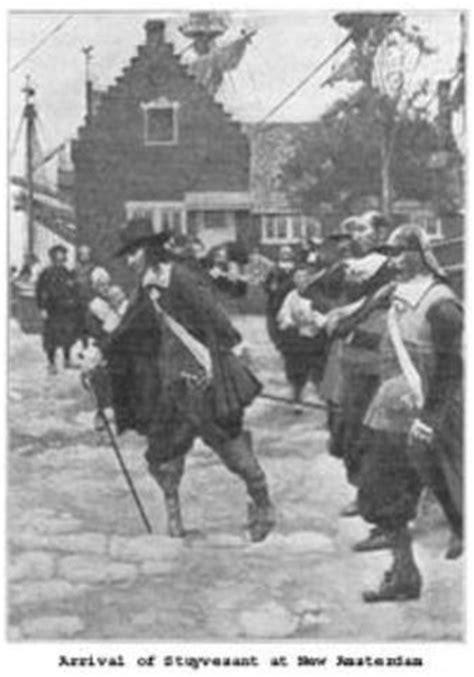 Dutch Colonization timeline | Timetoast timelines