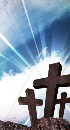 crosses website banner