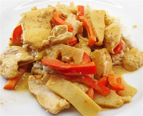Panang Curry Taste and easy thai panang curry in the kitchen with kath