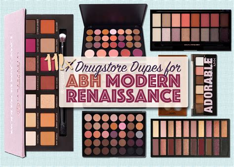 Home Decor Purple by 11 Abh Modern Renaissance Palette Dupes From The Drugstore