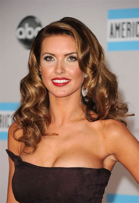 Audrina Patridges New Is by Audrina Patridge At 39th Annual American Awards In