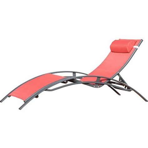 chaise longue design corail vente chaise longue design
