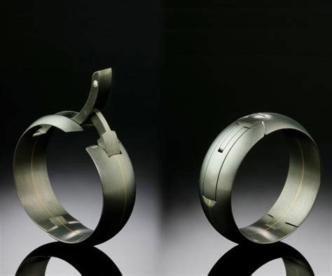 McWhinney Active Wedding Rings   DudeIWantThat.com