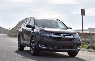 review honda first drive review 2017 honda cr v 95 octane
