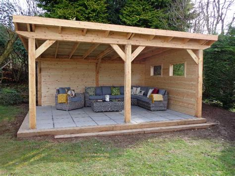 Corrugated Patio Roof Gallery Graham Sandals Garden Rooms Studios And Garages
