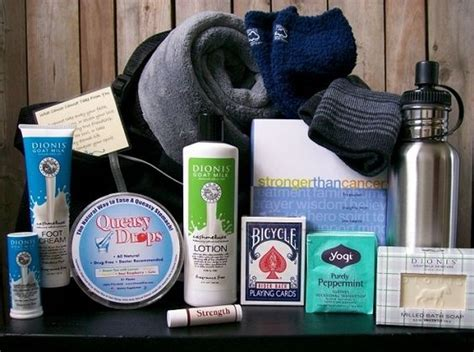 chemo comfort men s chemo comfort and care package growth pinterest