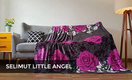 Karpet Model Cendol grosir sprei katun panca bedcover karpet selimut