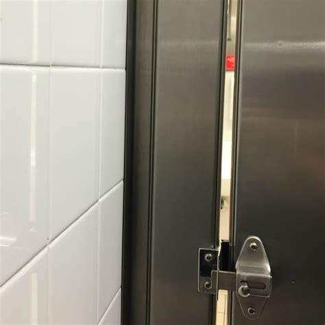 bathroom partition gap filler bathroom stall gap blank template imgflip