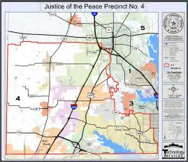 denton map precinct 4 map denton county