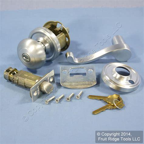 fruit ridge tools right weslock traditonale impresa 640 satin chrome keylock