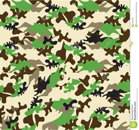 camo pattern vector illustrator camouflage pattern royalty free stock images image 33813029